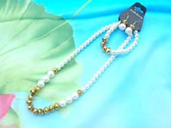 beaded-jewelry-set006faux-pearl-turquoise
