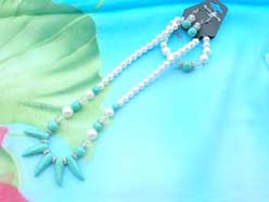 beaded-jewelry-set009faux-pearl-turquoise