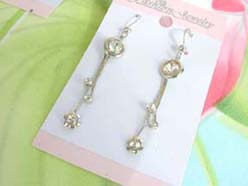 cz-dangle-pierced-earring002
