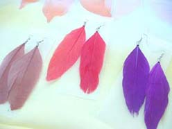 feather-eardrop-dangle-earring003