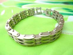 Men's Stainless Steel Bracelet.