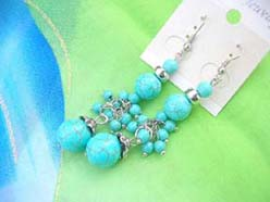 turquoise-gemstone-dangle-earring003