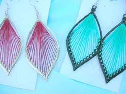 thread-earrings-leaf-0012