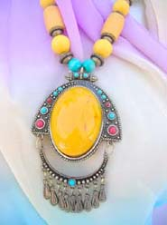 tibetan-jewelry-necklace-010-pendant