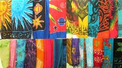 Assorted mix theme fashion sarong