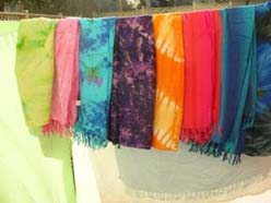 Quality dye color fashion sarong